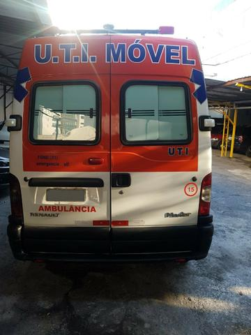 Master ambulancia 2007 UTI - Foto 6