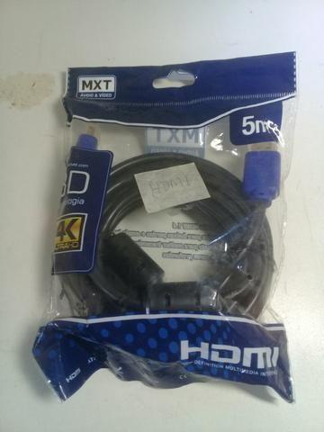 Cabo HDMI 5MTS