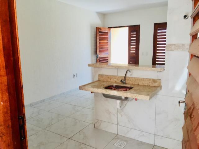 Documentação gratis; 2 quartos ,2 banheiros , 2 vagas de garagem fino acabamento - Foto 7