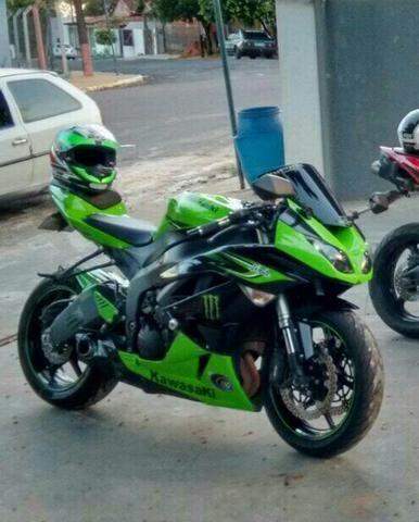 Kawasaki zx6 - Foto 2