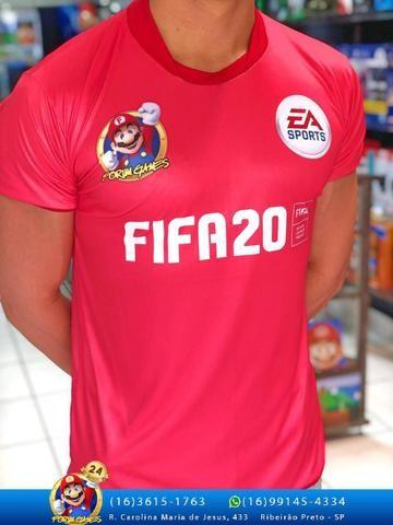 Camiseta Personalizado do Fifa 20