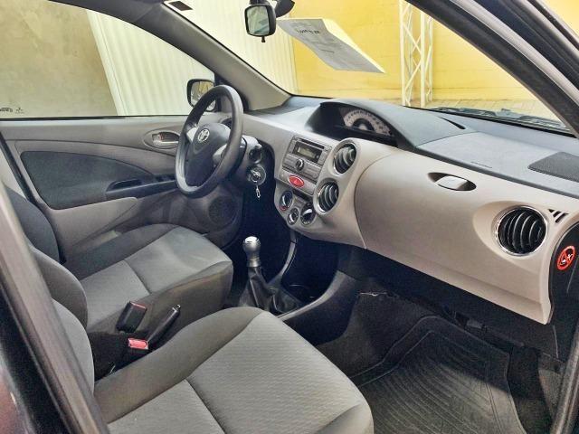 Etios XLS Hatch 1.5 - 1 ano de garantia - Foto 7