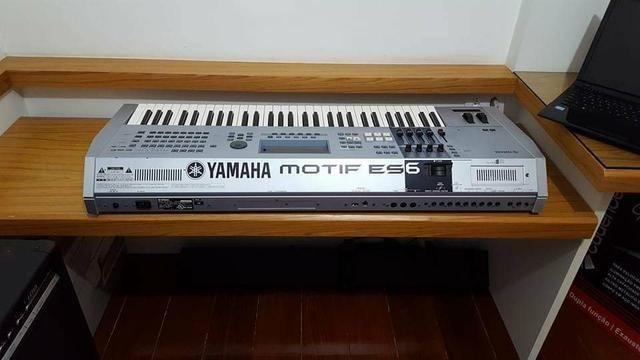 Yamaha Motif ES 6 - Foto 2