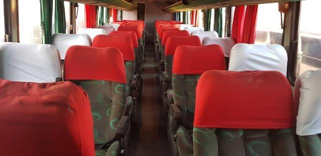 Vendo ônibus mercedez o400truk