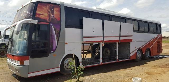 Vendo ônibus mercedez o400truk - Foto 6