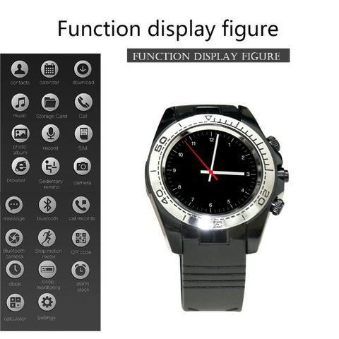 SW007 Relógio inteligente