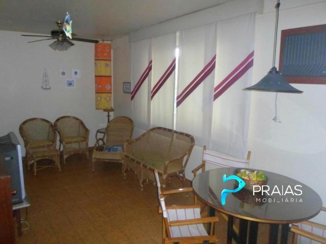 Apartamento à venda com 2 dormitórios em Enseada, Guarujá cod:76428
