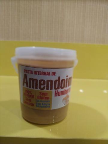 Pasta de amendoim caseira fit - Foto 3