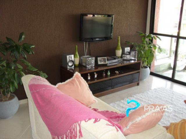 Apartamento à venda com 3 dormitórios em Enseada, Guarujá cod:61822