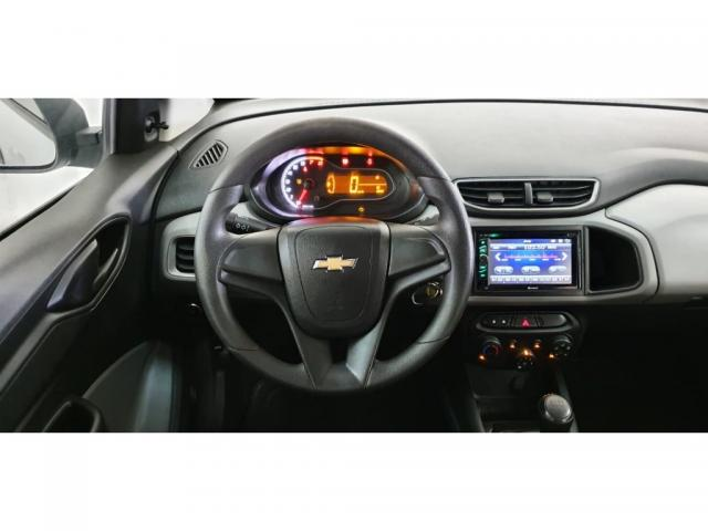 GM - CHEVROLET ONIX HATCH JOY 1.0 8V FLEX 5P MEC. - Foto 8