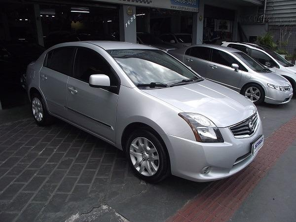 Nissan Sentra 2.0 Flex 12/13 Prata Cód. 5519 - Foto 3
