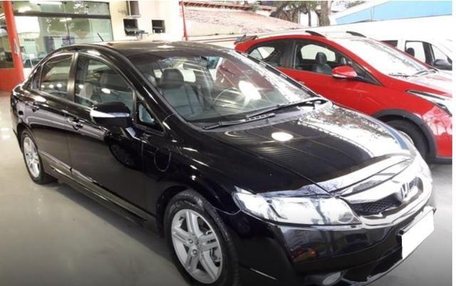Honda civic 1.8 exs automático 2010