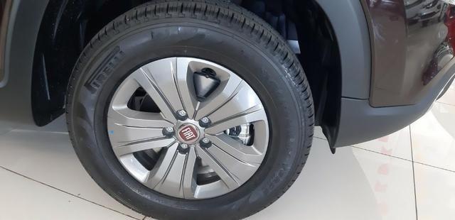 Fiat Toro Freedom 1.8 Flex 2020/2020 - Foto 8