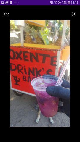 Fabricamos e vendemos carrinhos de lanches ou bebidas sob-medidas  - Foto 3