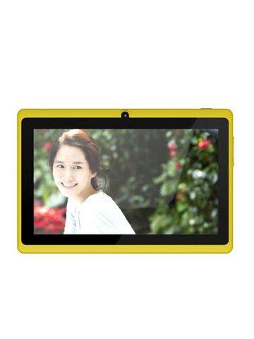 Tablet Napoli NPL-7003 TB - 2 Cameras - 4GB - 7 Polegadas - Amarelo - Foto 2