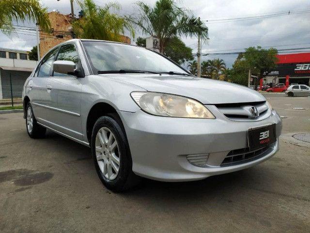 Honda - Civic LXL Aut. - 2004 - Foto 3