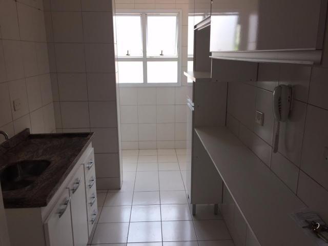 Apartamento com 2 dormitórios para alugar, 56 m² por R$ 900,00/mês - Jardim Bela Vista - S - Foto 3