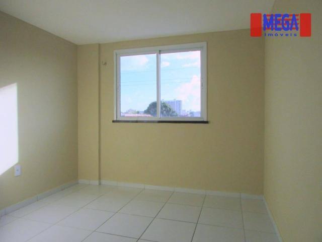 Apartamento com 2 quartos para alugar, próximo à Av. Jovita Feitosa - Foto 6