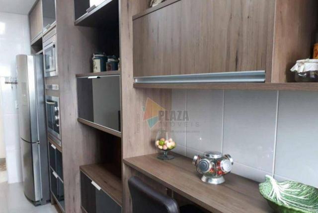 Apartamento com 2 dormitórios para alugar, 76 m² por R$ 3.000,00/mês - Tupi - Praia Grande - Foto 18