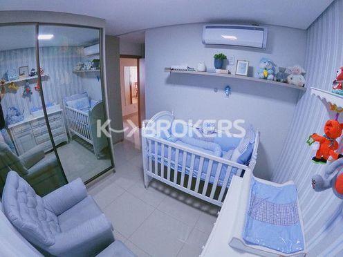 Apartamento Alto Padrão à venda no Jardim Goiás em Goiânia. - Foto 10