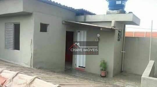 Casa popular com 2 dormitórios à venda, 92 m² por R$ 250.000 - Macuco - Santos/SP - Foto 11