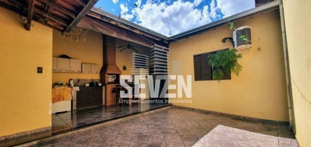 Casa à venda com 3 dormitórios em Parque paulista, Bauru cod:6543 - Foto 4