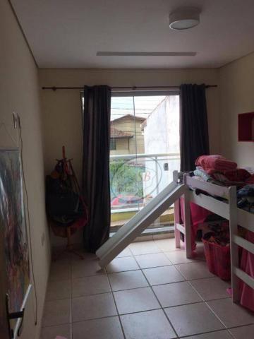 Sobrado com 3 dormitórios para alugar, 159 m² por R$ 3.000/mês - Serpa - Caieiras/SP - Foto 13