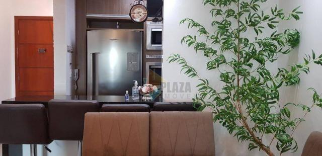 Apartamento com 2 dormitórios para alugar, 76 m² por R$ 3.000,00/mês - Tupi - Praia Grande - Foto 13