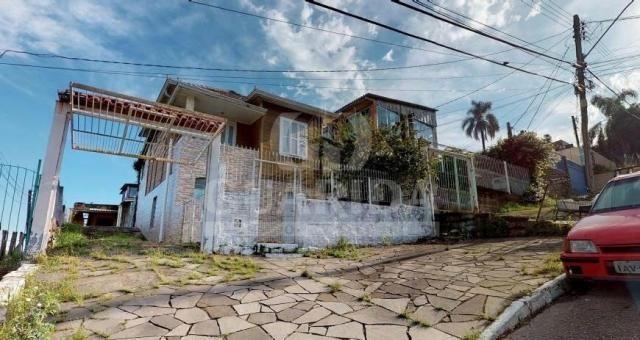 Casa de condomínio à venda com 3 dormitórios em Nonoai, Porto alegre cod:202838
