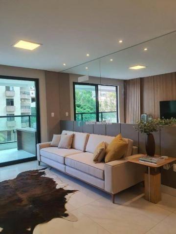 Apartamento com 3 dormitórios à venda, 106 m² por R$ 699.900 - Centro - Juiz de Fora/MG