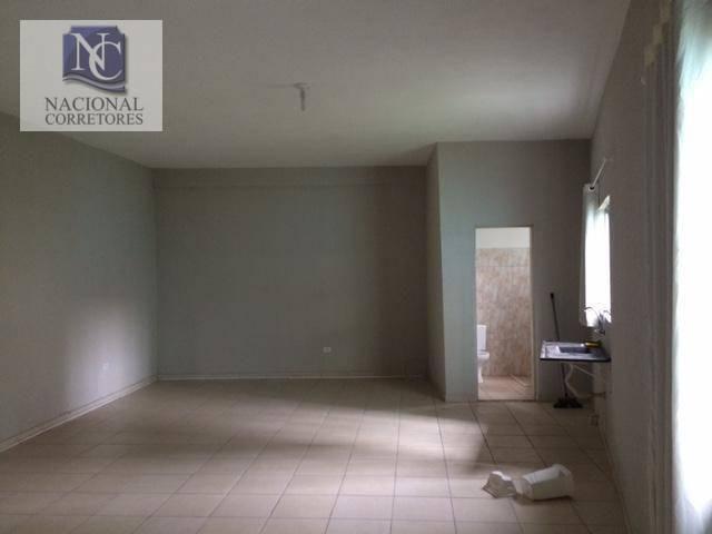 Kitnet com 1 dormitório para alugar, 50 m² por R$ 800,00/mês - Bangu - Santo André/SP - Foto 2