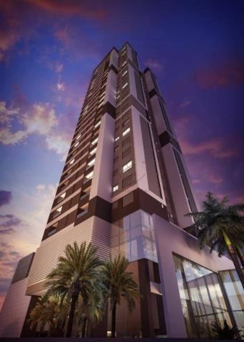 Apartamento com 3 dormitórios à venda, 105 m² por R$ 630.000,00 - Bravie - Cuiabá/MT - Foto 2