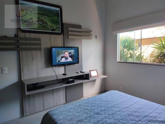 Casa com 3 dormitórios à venda, 192 m² por R$ 650.000,00 - Plano Diretor Norte - Palmas/TO - Foto 8