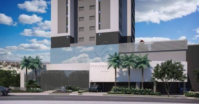 Apartamento com 3 dormitórios à venda, 105 m² por R$ 630.000,00 - Bravie - Cuiabá/MT - Foto 4