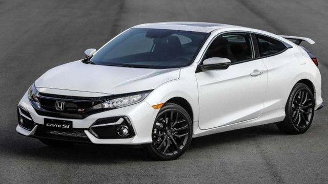 Honda Civic Touring 2021
