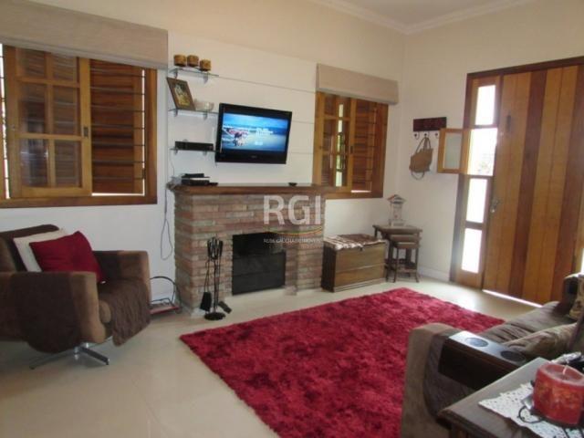 Casa à venda com 3 dormitórios em Jardim lindóia, Porto alegre cod:EL50874275 - Foto 3