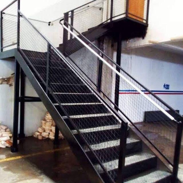 Escada metálica - Foto 2