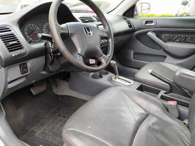 Honda - Civic LXL Aut. - 2004 - Foto 14