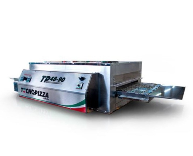 Forno de esteira Tecnopizza TP 48-90