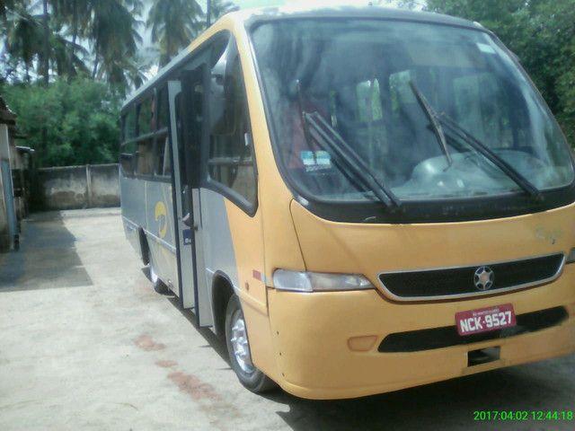 Micro ônibus 9-150 VW mpolo sênior gvo super novo e muito bem conservado . - Foto 3