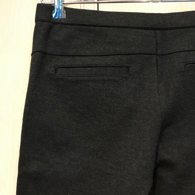 Legging cinza escuro - Foto 4