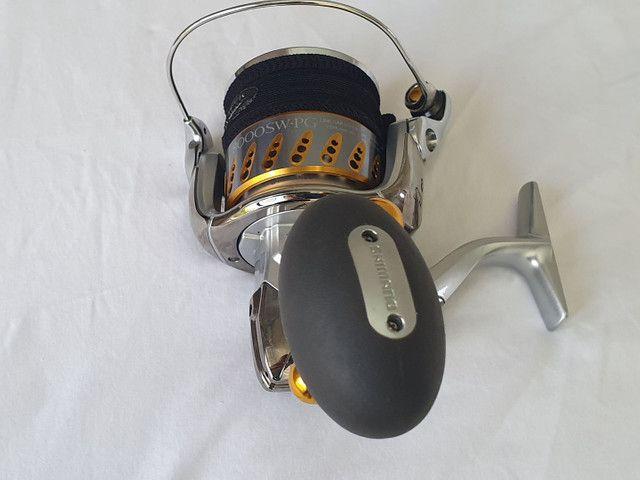 Molinete Shimano Stella 8000SW PG ! - Foto 3