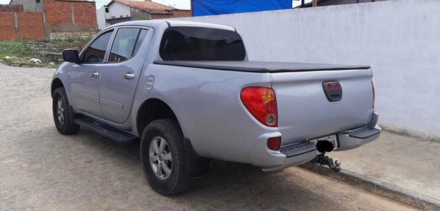 Mitsubishi L200 3.2 Triton Glx Cab. Dupla 4x4 4p - Foto 6