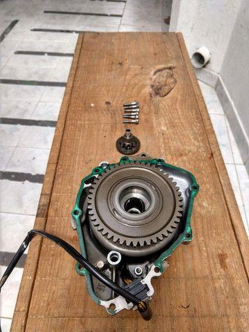Peças de motor e cambio Hornet carburada 2007 - Leia o descritivo - Foto 3