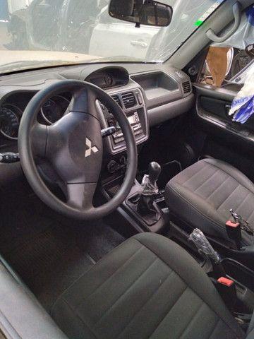 Sucata Pajero TR4 FL 2WD HP- 2012/2013 - Foto 2