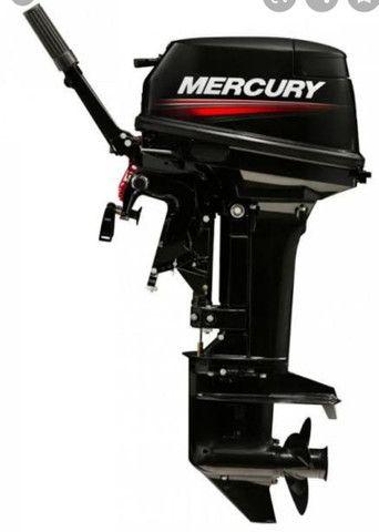 Motor de Popa  Mercury Zero. - Foto 4