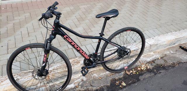 Vendo Bike Cannondale Urbana - Foto 5