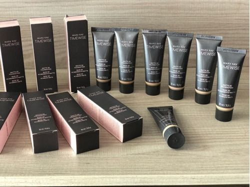 Base time wise 3D  mary kay