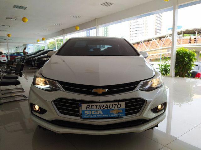 Procurar Bruno Santana - Novo Cruze sedan ltz 1.4 turbo 4p flex 16/17 - novissimo - - Foto 9