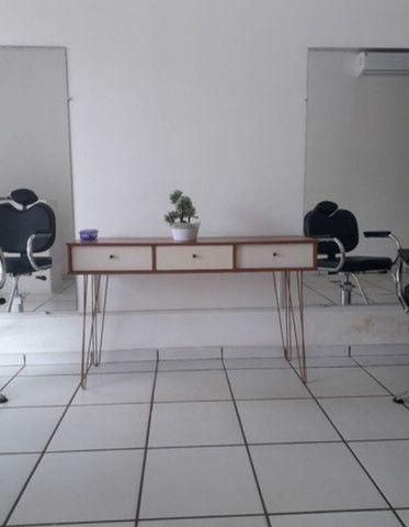 móveis de salão de cabeleireiro  - Foto 2